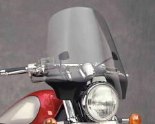"""Harley Forty Eight XL1200 Street Windshield Ex Smoke 1""""- National Cycle N2568-01"""