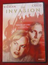 The Invasion (DVD, 2008) Nicole Kidman & Daniel Craig