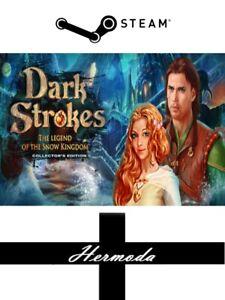 Dark Strokes: The Legend of the Snow Kingdom Steam Key - for PC Windows