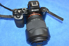 Sony a7 24,3 MP con FE 28-70 mm F 3.5-5.6 OSS SONY ILCE - 7 solo 124 trigger Top