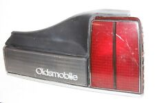 1985-86 Olds Cutlass RH Right Tail Light Assembly 16505046 389/AT