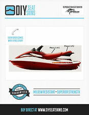 TigerShark 640 1000 L RED Seat Skin Cover 93 94 95 96 +