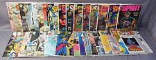 Will Eisner's THE SPIRIT Magazine #1-41 (Near Full Run) 1974 Warren Kitchen Sink