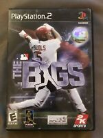The Bigs - Playstation 2 PS2 Game - Complete & Tested CIB