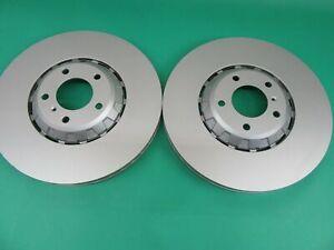 Bentley Bentayga front brake rotors 2 pcs