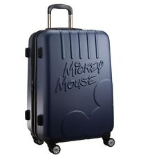 Large Mickey Mouse Luggage Bag Suitcases Party Travel Disney Supplies