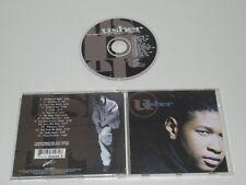 USHER/USHER(LAFACE 73008-26008-2) CD ÁLBUM