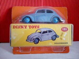 Modellino DIE CAST Dinky Toys Volkswagen 181 DeAgostini 1/43 Nuovo