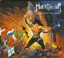 MANOWAR Warriors of the World (2002, #6167150) [CD]