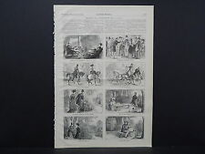 HARPER'S WEEKLY Single Page S2#002 Dec 1874 Marriage by Advertisement