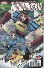 Marvel Comics Thunderbolts #6, Near Mint, Never Read!