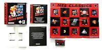 Super Mario Bros NES Classics PAL Game Boy Advance GBA