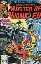 Master Of Kung Fu #95 NM- 9.2 Marvel 1980