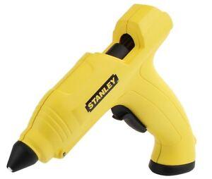 Stanley GR90 25w Dual Function Glue Gun 240v Mains & Cordless/Cord Free, 070416