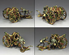 KING AND COUNTRY WW1 German 77mm Field Gun Set  FW217