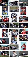 Formula 1, 974 Photos Michael Schumacher Ferrari, McLaren, Hakkinen Ayrton Senna