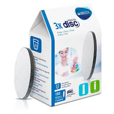 Microdisc Bouteille filtrante Fill & Serve Brita - vendu par 3