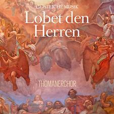 CD Alabanza la Señores de Thomanerchor 2CDs