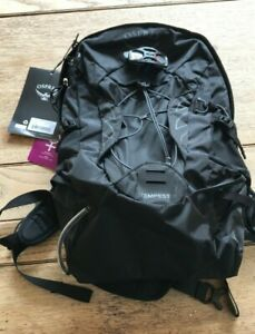 Osprey Tempest 9 Women's Specific Rucksack rrp£80 Stealth Black XS/Small BNWT