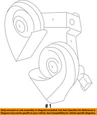 FORD OEM 11-16 F-350 Super Duty-Horn BC3Z13832A