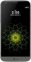"LG G5 H850 Smartphone (5.3"") - 32GB - Titan (Ohne Simlock)"