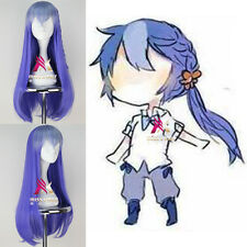 Happy Tree Friends Personification Petunia Long Straight Braid Anime Cosplay Wig