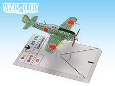 Wings of Glory: Nakajima Ki-84 Hayate (52 Sentai) AGS WGS108C