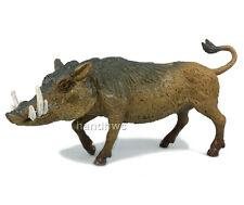 AAA 55047 Warthog Wild Boar Model Toy Hog Figurine Replica - NIP