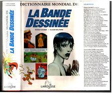 DICTIONNAIRE MONDIAL DE LA BANDE DESSINEE ¤ PRATT HERGE ASTERIX ¤ 1994 LAROUSSE