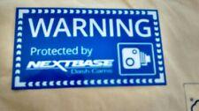 NEXTBASE Dash Cam Sticker
