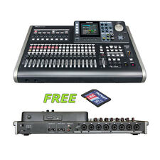 Tascam DP-24SD DP24SD Digital Portastudio with a Free 32GB Patriot SD Card NEW