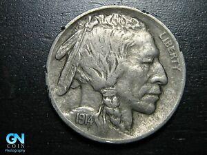 1914 S Buffalo Nickel  --  MAKE US AN OFFER!  #B7772