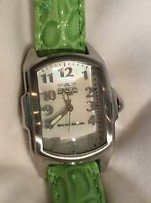 Womens Invicta Lupah Watch Tritnite Night Glow Special Edition