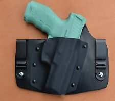 leather/kydex hybrid IWB tuckable holster Heckler & Koch (H&K) VP9