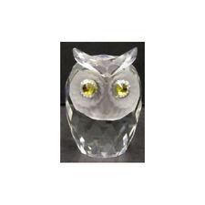 SWAROVSKI CIVETTA GRANDE OWL 10022 NUOVO CON SCATOLA FUORI PRODUZIONE 2009