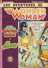 Wonder Woman Album avec N°6 et 7 - Arédit-D.C. Comics - 1986 - TBE