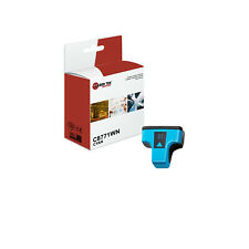 LTS Compatible for HP 02 Cyan HY Photosmart C5180 3310 D7360 C7280 D7160 Ink