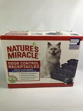 Nature's Miracle Odor Control Litter Receptacles For 1st Edition Box, 18-count