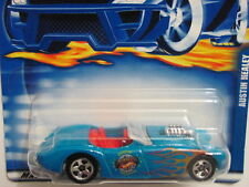 HOT WHEELS 2001 #197 AUSTIN HEALEY SMALL TAMPO