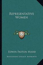 NEW Representative Women by Edwin Paxton Hood