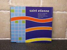 Saint Etienne - You're In A Bad Way  -  CD Single