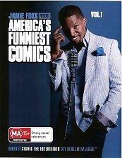 Jamie Foxx Presents America's Funniest Comics : Vol 1 (DVD, 2009) - Region 4