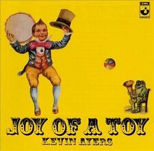 KEVIN AYERS - Joy of a Toy CD ( 2003 EMI Remaster, 16 Tracks )