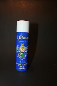 2 pack H2Ocean Sea Salt Spray Piercing Healing Aftercare one large + travel size