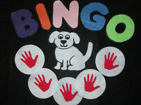 Felt/ Flannel Board Story - BINGO preschool circle time