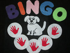 Felt/ Flannel Board Story - BINGO preschool circle time