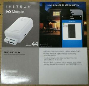 Insteon I/O Module 2822-292 White