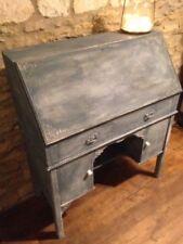 Oak Writing Desk Bureau Home Office Furniture Ebay