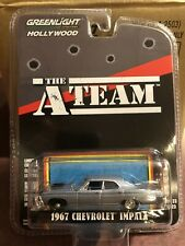Greenlight 1:64 Hollywood series 23 The A-Team 67' Chevrolet Impala