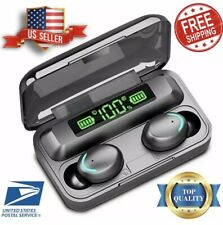 New Bluetooth Earbuds for iphone Samsung Android Wireless Earphone Waterproof